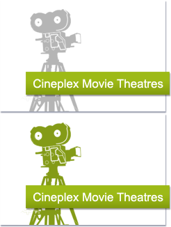 Cineplex Movie Theatres
